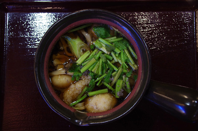 土鍋屋 山の芋鍋