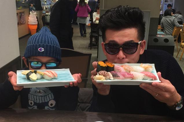 まいもん処 たぶ屋 能登前寿司