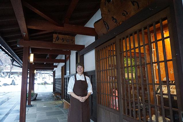 :味蔵 月あかり いいやま食文化の会・三井ひろみさん