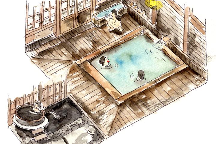 青森の秘湯「青荷温泉」へ行ってきた。東京からなんと片道7時間!