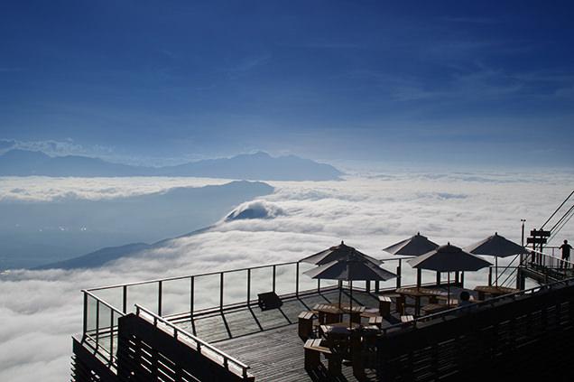 SORA terrace 雲海