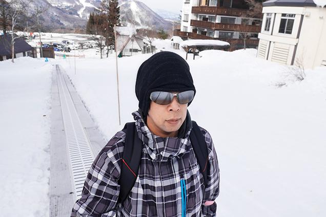 竜王スキーパーク 動く歩道