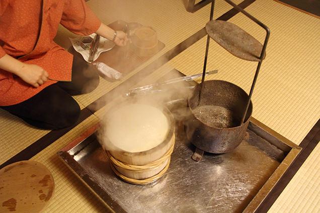 元湯 雄山閣 石焼料理