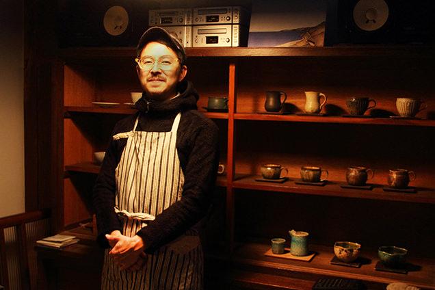 里山のカフェ ににぎ 猿田さん