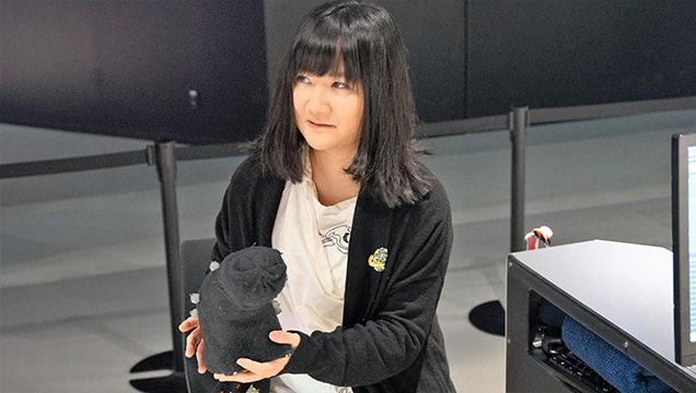 VR ZONE SHINJUKU 極限度胸試し 高所恐怖SHOWを体験後のライター
