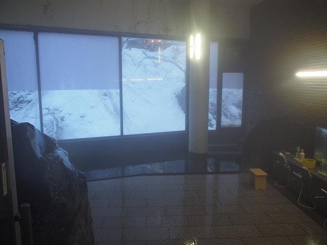 宝川温泉 汪泉閣 大浴場