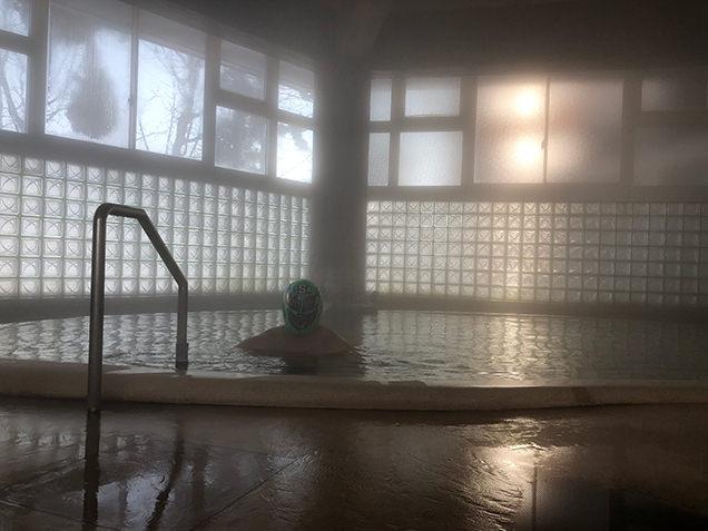 赤倉ホテル 楽々の湯