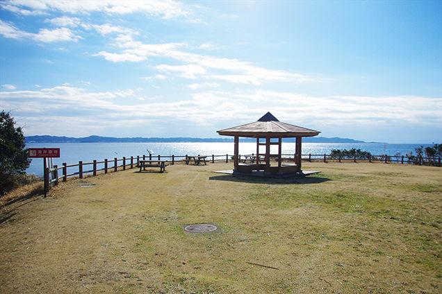 大房岬自然公園 海岸園地