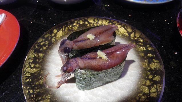 氷見きときと寿司 飯野店 生ホタルイカ