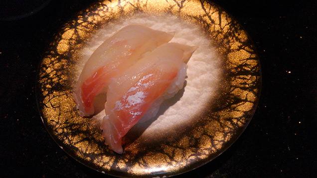 氷見きときと寿司 飯野店 クロダイ