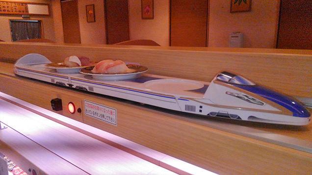 氷見きときと寿司 飯野店 店内
