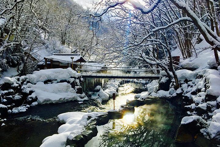 何もかもイヤになったら試してほしい「群馬・宝川温泉へのひとり旅」