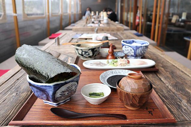 江ノ島小屋 小屋のまかない丼