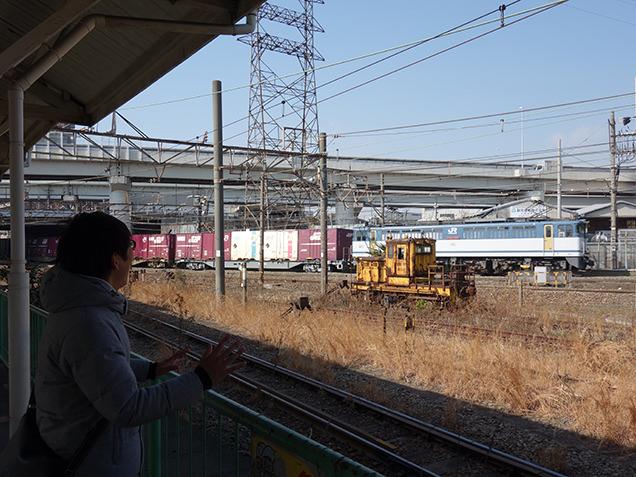 浜川崎駅 南武支線