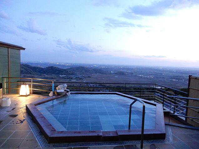 筑波山ホテル青木屋 雲上の湯