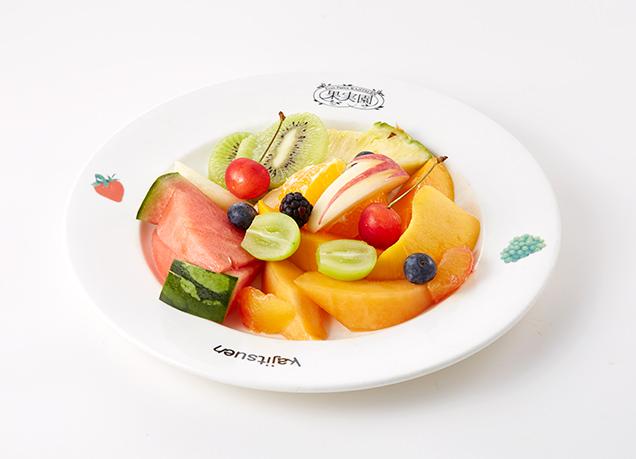 果実園 東京のフルーツサラダ