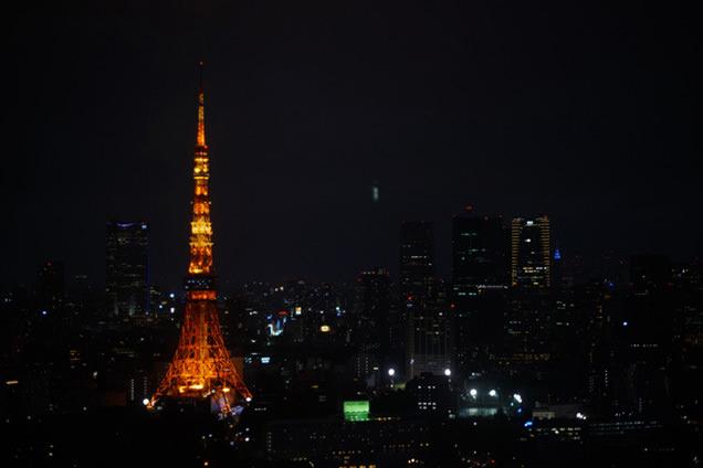世界貿易センタービル展望台 東京スカイツリー