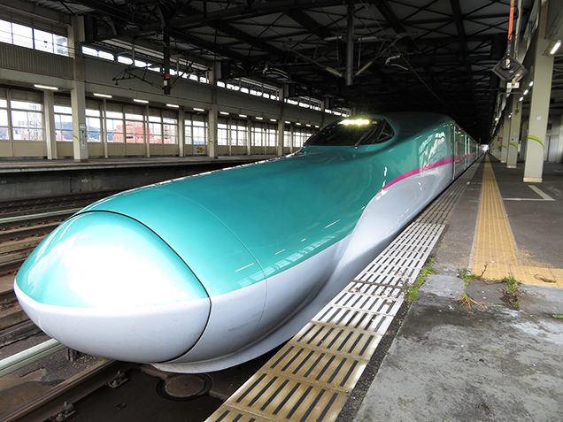 東北新幹線やまびこ号