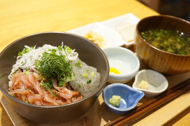 KICHI+ 三色丼