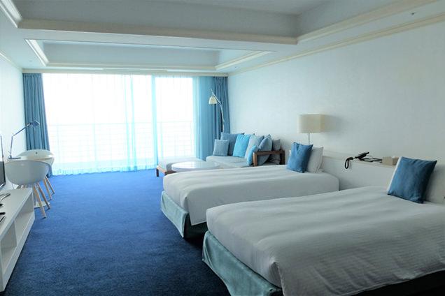 星野リゾート リゾナーレ熱海 客室