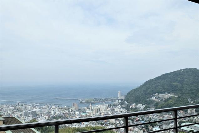 星野リゾート リゾナーレ熱海 客室からの風景
