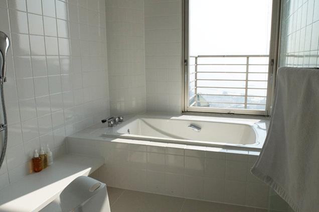 星野リゾート リゾナーレ熱海 バスルーム