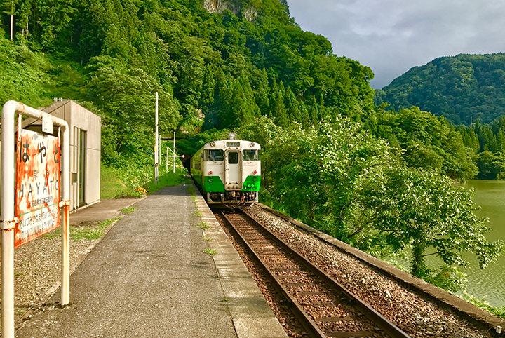 【東北の秘境駅5選】鉄道マニアも注目!旅情あふれる駅を訪ねて
