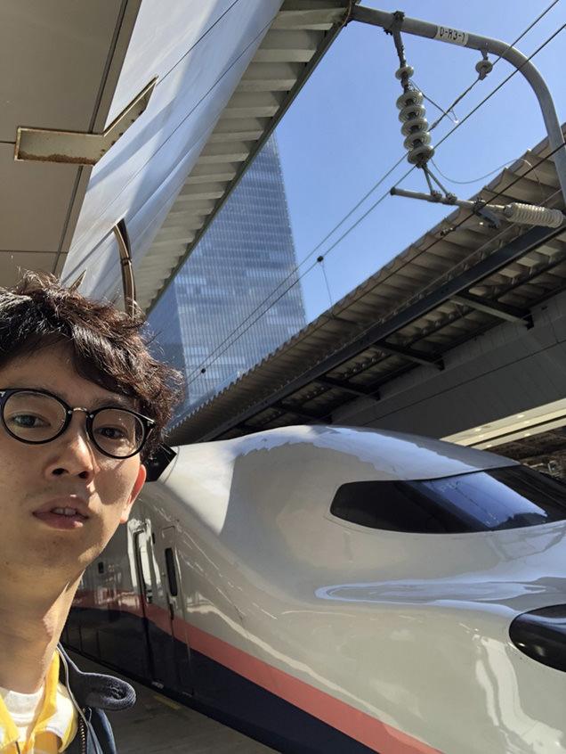 上越新幹線Maxたにがわ