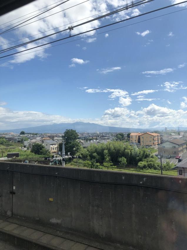 上越新幹線Maxたにがわ 新幹線からの車窓