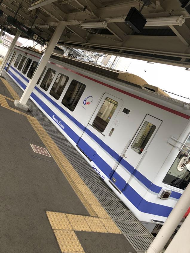 六日町駅 ほくほく線