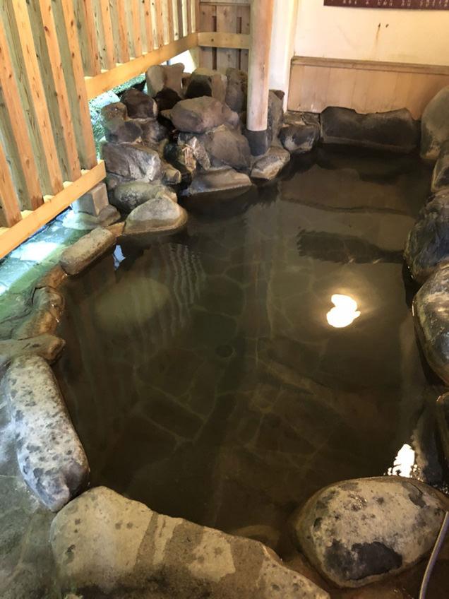 ひなの宿ちとせ 岩風呂
