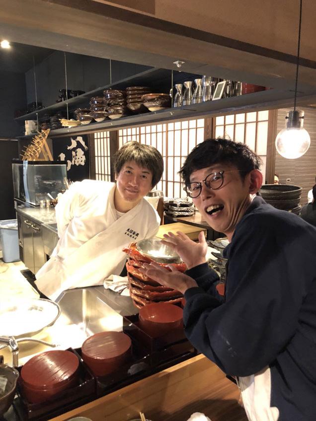 湯沢釜蔵の料理長