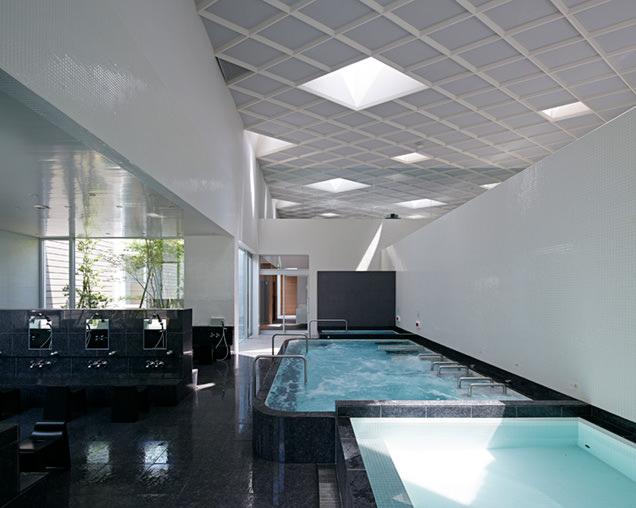久松湯 浴室