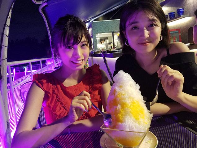 江戸かき氷