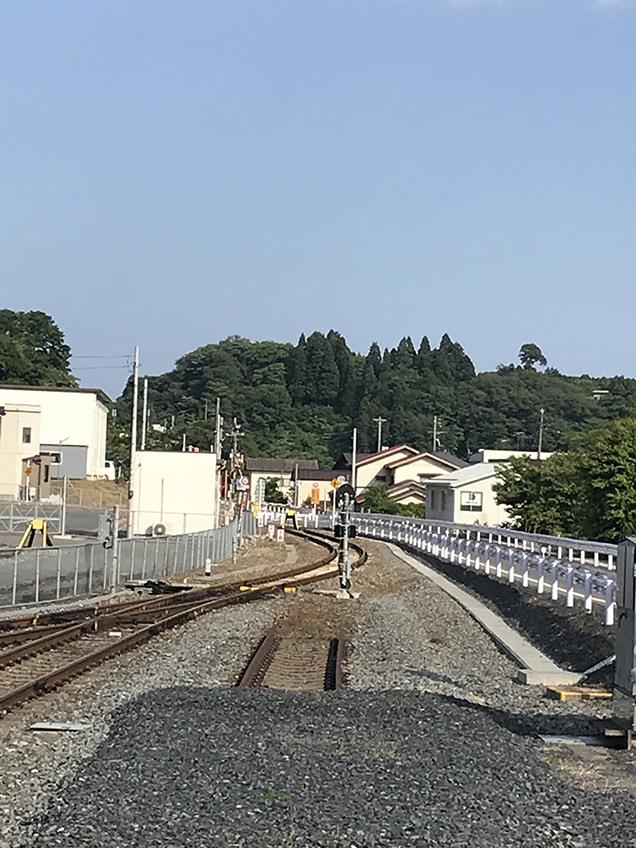 JR気仙沼駅の路線