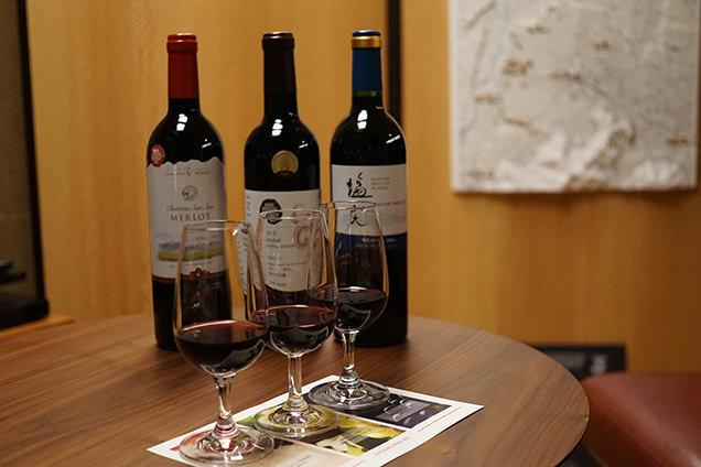 「星野リゾート 界 松本」ワイン