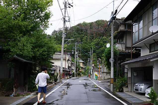 「界 松本」周辺を散歩