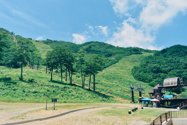 谷川岳天神平に到着!
