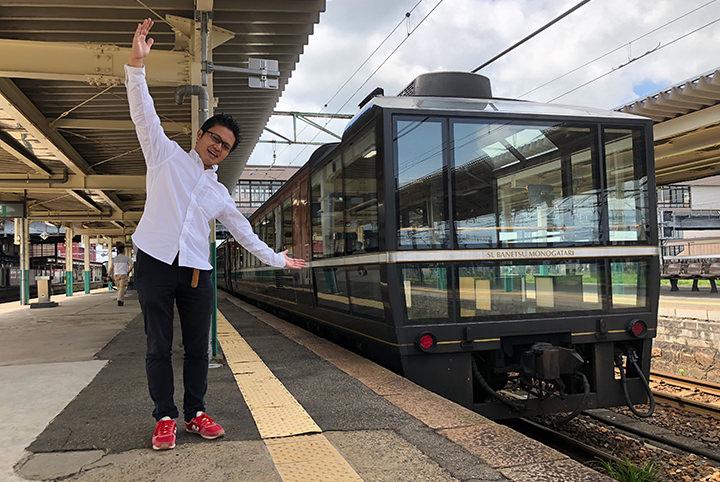 ディーゼル機関車牽引がレアすぎる!暑さも吹き飛ぶSLばんえつ物語の旅