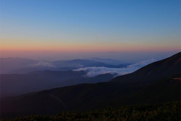 乗鞍岳のご来光&雲海にうっとり……夢のような絶景に出合う信州ひとり旅