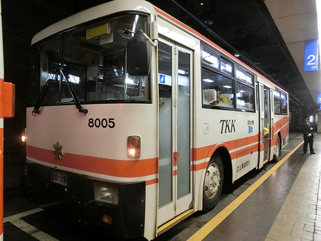 トロリーバス 電車