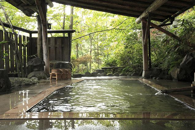 旅館大沼 母里の湯