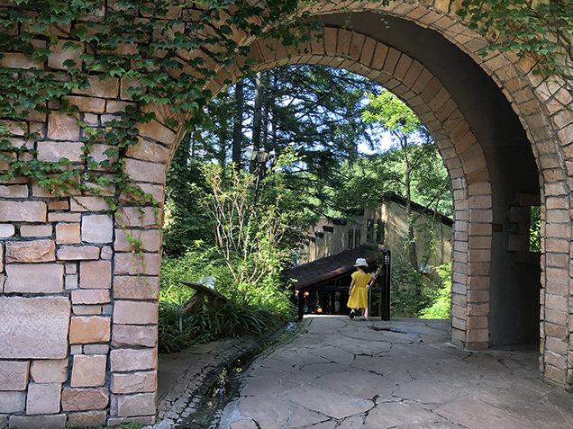 ロックハート城のインスタ映えスポット