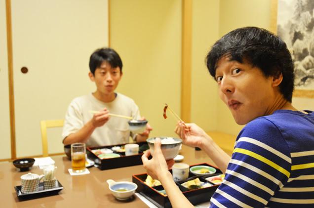 湯本富士屋ホテル,食事