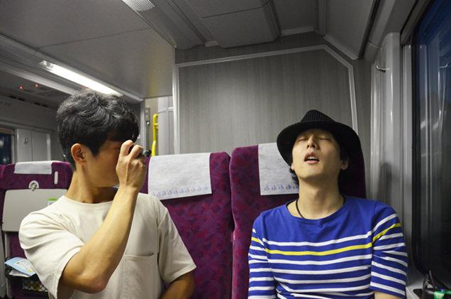 伊藤裕一と小多田直樹の箱根温泉旅