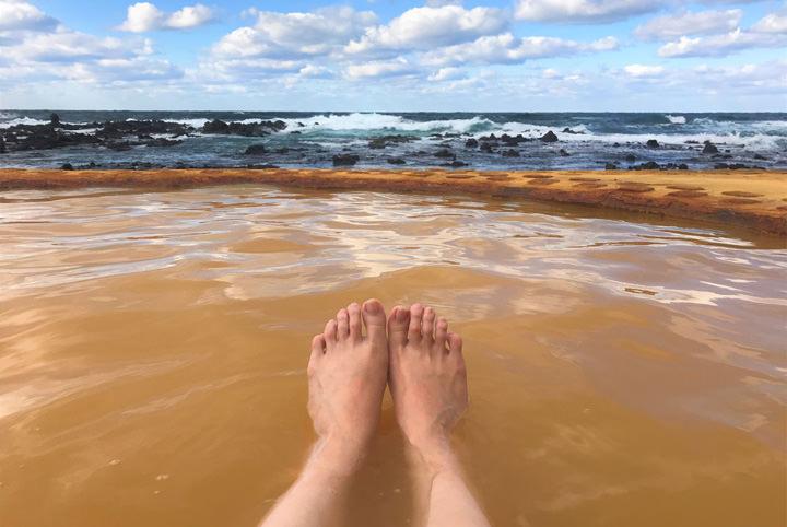 黄金崎不老ふ死温泉&青池&絶景は「リゾートしらかみ」ですべて叶える!