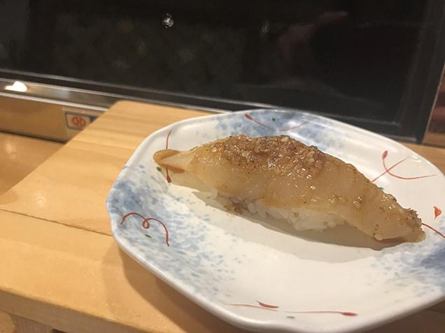 特製のごま醤油 スズキ