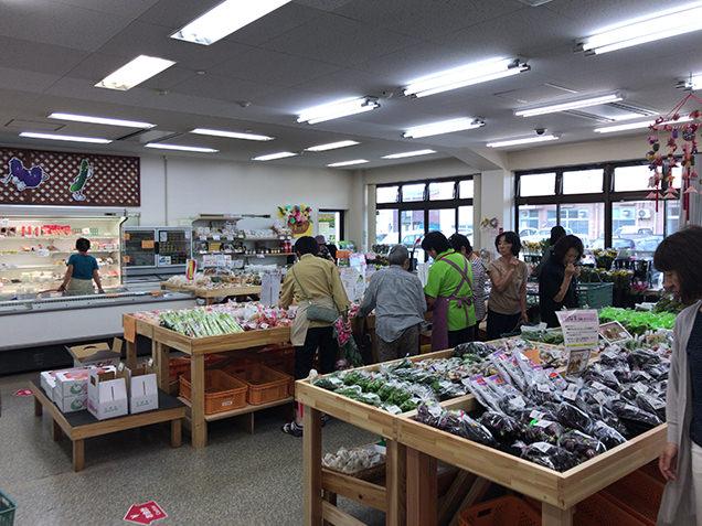 JA鶴岡 ファーマーズマーケット もんとあ~る駅前店