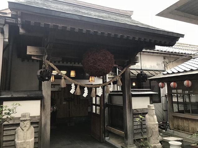 出羽ノ雪酒造資料館