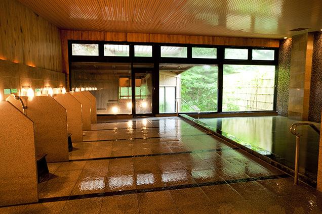 駒ヶ根高原リゾートリンクスの大浴場
